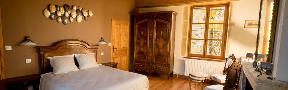Chambres d'hôtes dans le Val de Saône