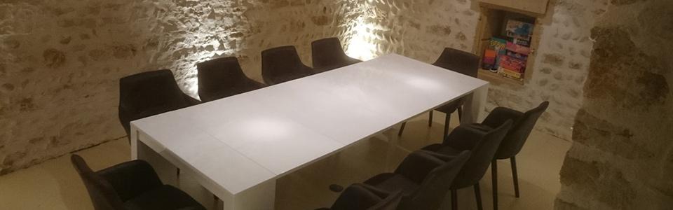 Séjour en maison d'hôte pour séminaire sur Lyon